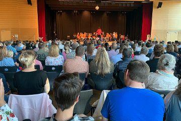 Erfolgreiches Sommerkonzert